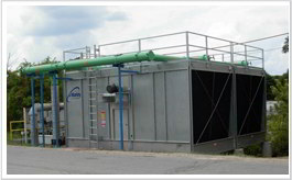 Ventilation Design - Cooling Tower in Ohio