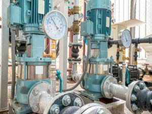 Industrial Piping System Installation