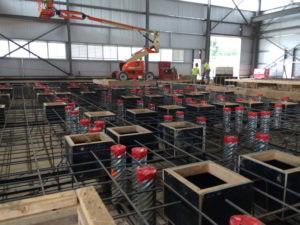 Concrete Foundation Installation Company in Ohio