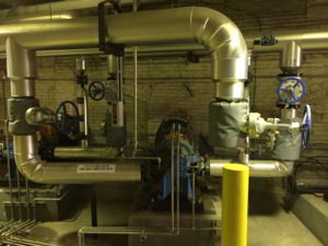 Fabricated Chemical Pipes