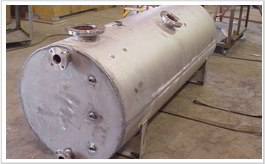 Stainless Steel Tank Install Company