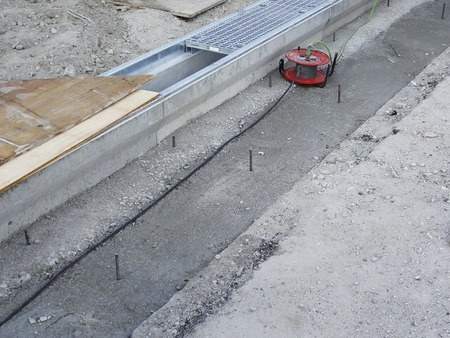 Concrete Foundations for Industrial Buildings